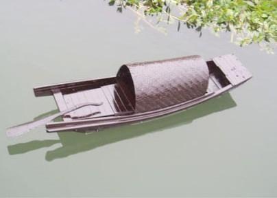 模型木船 1