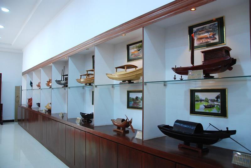 模型木船 4