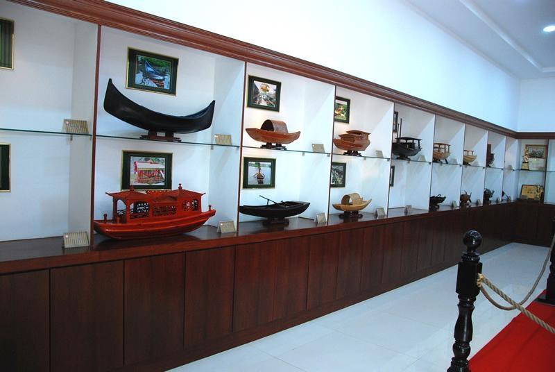 模型木船 5