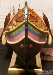 欧式小木船