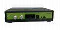 100M 2 port EOC slave EOC modem