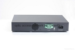 100M 9 port POE switch 8 POE with 1 Combo POE switch