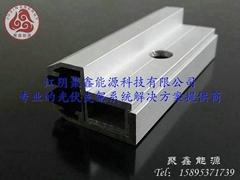 非晶硅薄膜組件壓塊