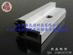 非晶硅薄膜组件压块