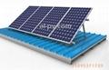 梯形瓦面太陽能支架