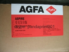 Agfa Violet Polymer CTP plate