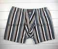 cheap stock men boxer stripe printed men