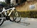 熱鍍鋅自行車停車架更美麗堅固 4