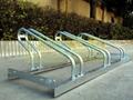 熱鍍鋅自行車停車架更美麗堅固 5