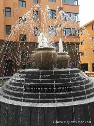 大理石喷泉石雕 2