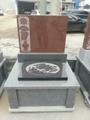 大理石花岗岩墓碑 2
