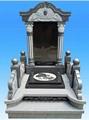大理石花岗岩墓碑 5