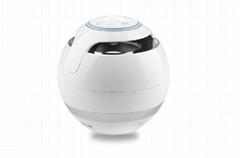 FM Mini Bluetooth Speaker Ball Shaped Mini USB Speaker Ball Shape Speaker