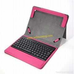 iPad2 bluetooth keyboard with case