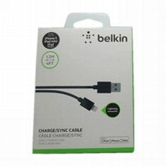 Belkin Lightning to USB