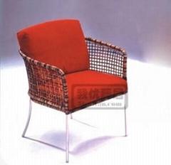 時尚休閑藤椅