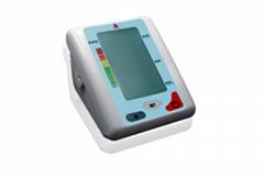 Electronic sphygmomanometer arm