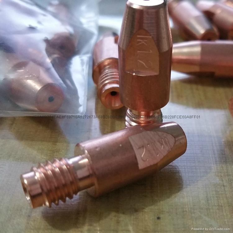 機器人用焊接導電嘴 4