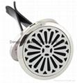 Stainlss Steel Teee Locket 30mm Oil Diffuser Perfume Clip 3