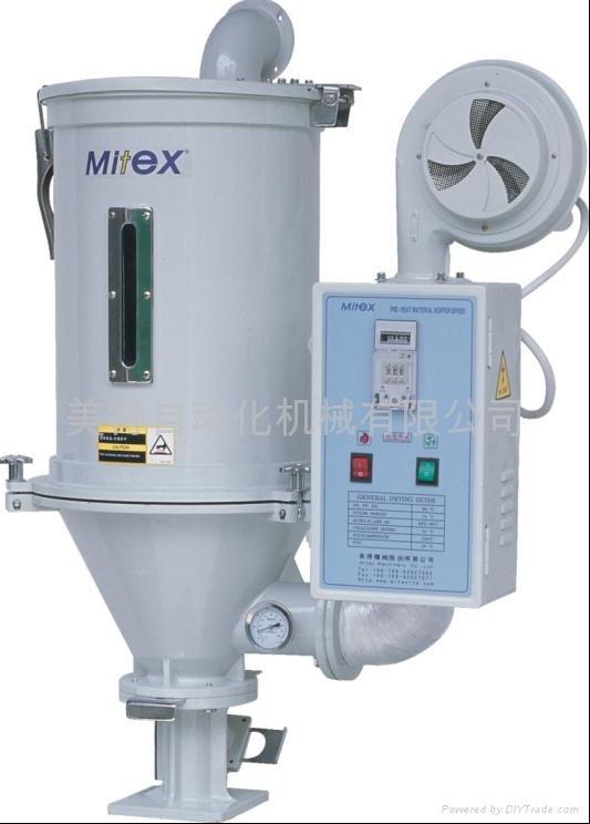 供应热风塑胶干燥机, 1