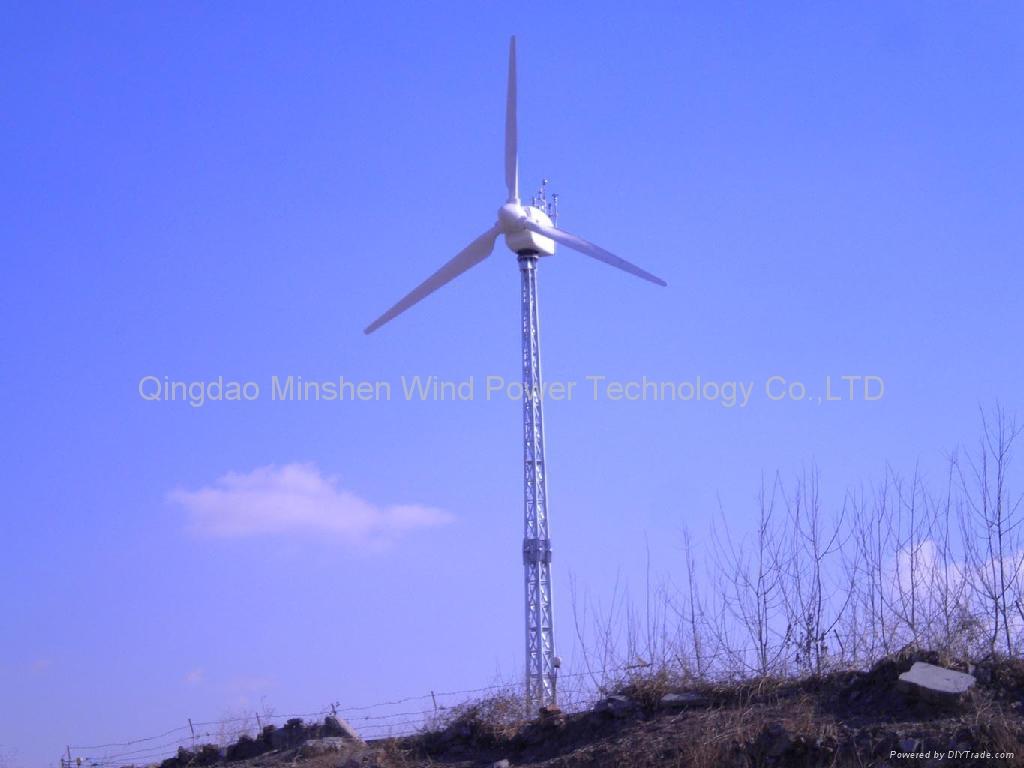 20KW wind turbine 1
