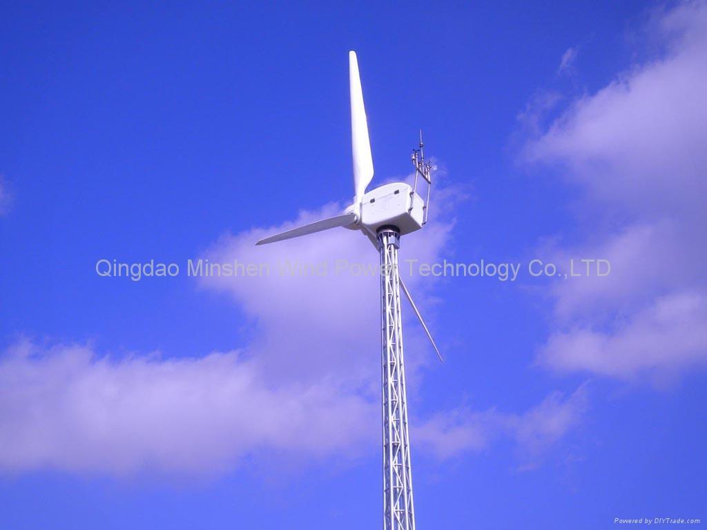 60kw wind turbine  2