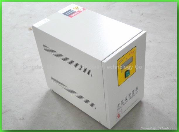 3KW wind trturbine generator 5