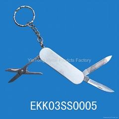 Keyring knife