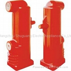 Embedded poles for Vacuum Circuit Breaker