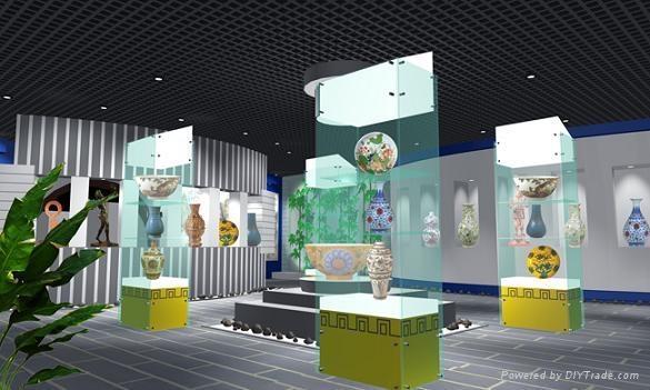 工艺品展柜 2