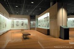 博物館展示櫃