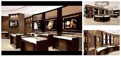 广东珠宝展示柜