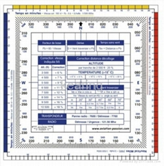 Rigid Navigation Nautical Ruler PROTRACTOR RULER