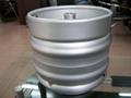 不锈钢啤酒桶 1