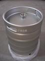 不锈钢啤酒桶 2