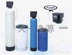 天津天一淨源軟化水設備