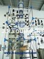 Glass Distillation Unit, for nitric acid