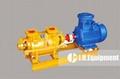 anti-corrosion water ring vacuum pump