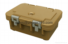 Top-load 24Liter Insulated Food Pan Carrier