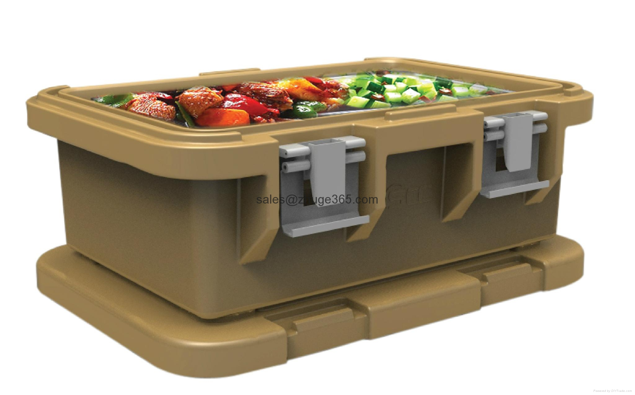 Top-load 24Liter Insulated Food Pan Carrier - SB2-F24