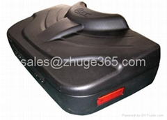 Black ATV Front Case for Yamaha Honda 250cc ATV