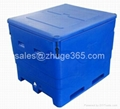 1000Litre Insulated Fish Tub