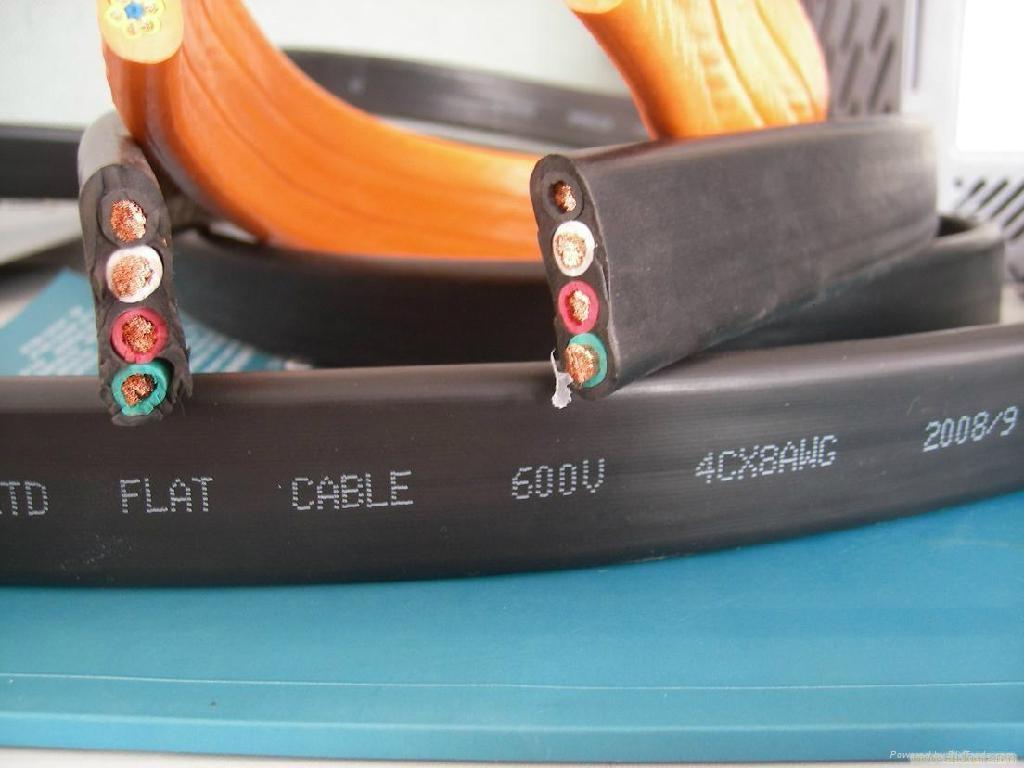 扁平电缆 1