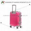 Aluminium sash+ABS+PC luggage