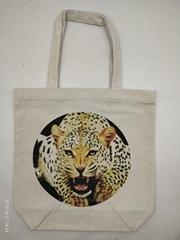 Digital Printing 10oz Cotton Bag for Shopping