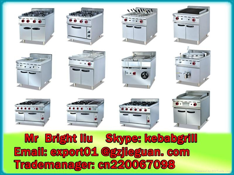 Electric Range with Oven 2