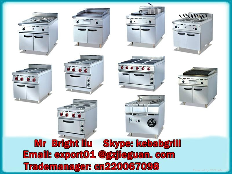Electric Range with Oven 4
