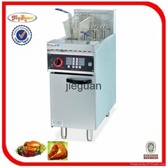 Electric Deep Fryer with Temperature Controller and Timer