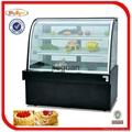 Cake display cooler in China