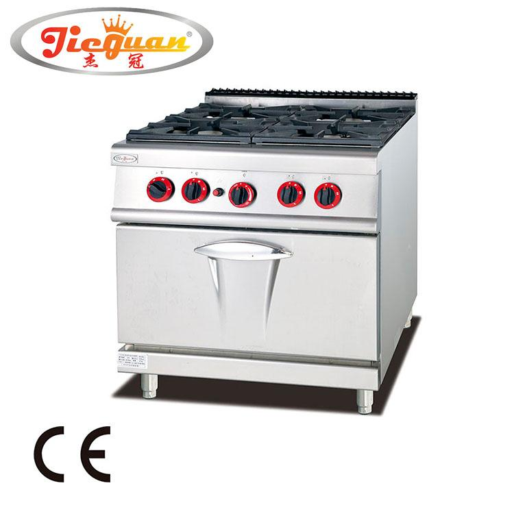 Gas Griddle with Cabinet 5